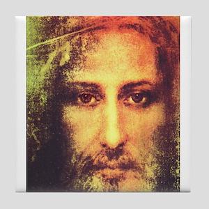 Image of Christ Tile Coaster