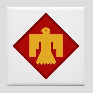 45th Infantry BCT Tile Coaster