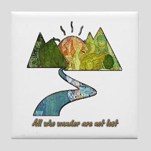 Wander Tile Coaster