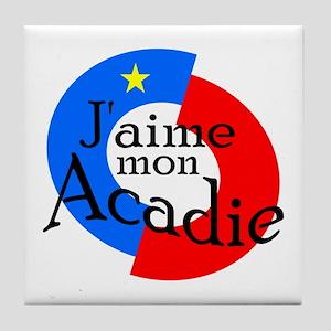 Acadie Tile Coaster