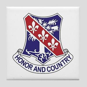 327th Infantry Regt Tile Coaster