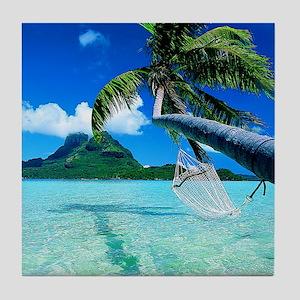 Beach Tile Coaster