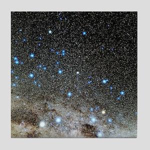 Centaurus and Crux constellations Tile Coaster