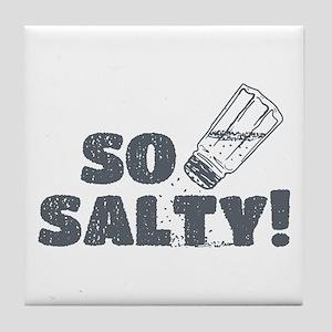 So Salty Tile Coaster