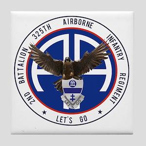 Falcon v1 - 2nd-325th Tile Coaster