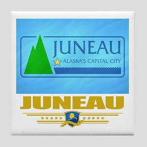 Juneau Pride Tile Coaster