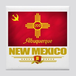 Albuquerque Pride Tile Coaster