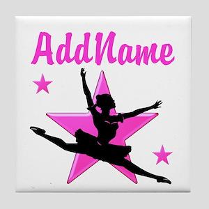 DANCE SUPER STAR Tile Coaster