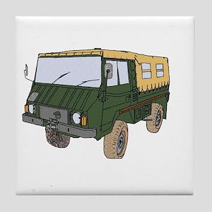 Pinzgauer 710M Truck Tile Coaster