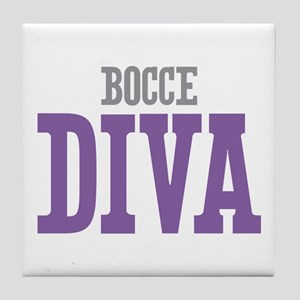Bocce DIVA Tile Coaster