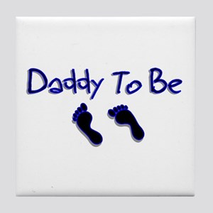 Daddy To Be Tile Coaster