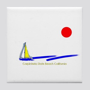 Carruthers Cove Tile Coaster