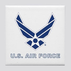 U.S. Air Force Tile Coaster