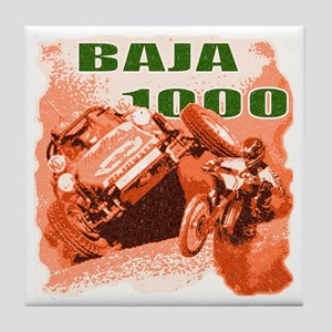 Baja 1000 Tile Coaster