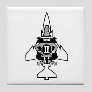 Phantom II & it's Gears Tile Coaster