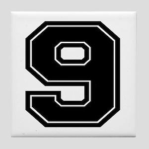 9 Tile Coaster