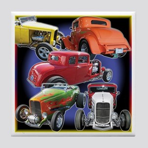 1932 Ford styles Tile Coaster