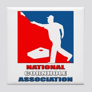 National Cornhole Association Tile Coaster
