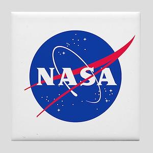 NASA Tile Coaster