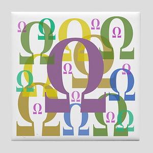 Omega Tile Coaster