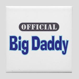 Official Big Daddy - Tile Coaster