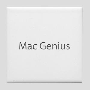 Mac Genius Tile Coaster