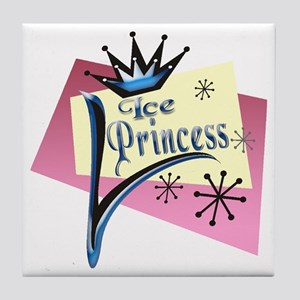 Ice Princess Tile Coaster
