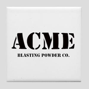ACME Tile Coaster