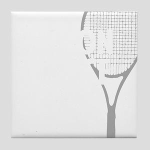 tennisWeapon1 Tile Coaster