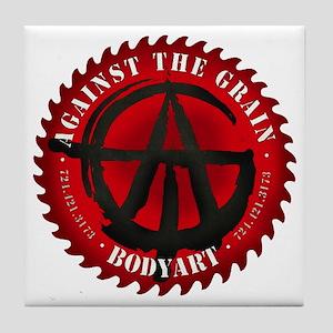ATG logo Tile Coaster