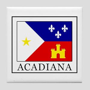 Acadiana Tile Coaster
