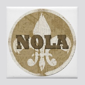 NOLA Tile Coaster