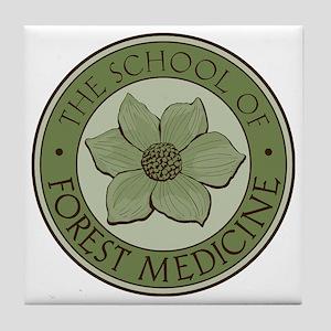 TSFM_logo Tile Coaster