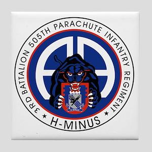 Panther v1_3rd-505th Tile Coaster