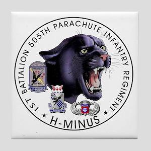 Panther v2_1st-505th Tile Coaster