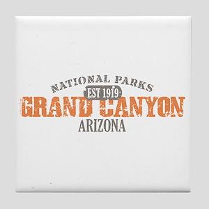 Grand Canyon National Park AZ Tile Coaster
