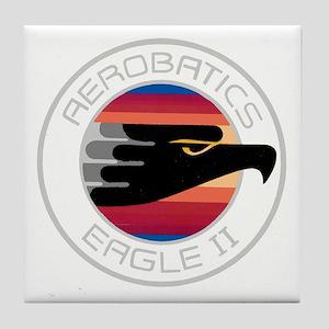 EAGLE I Tile Coaster