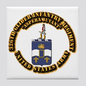 COA - Infantry - 326th Glider Infantry Regiment Ti