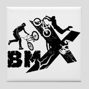 BMX Rider Tile Coaster