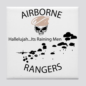 airborne ranger Tile Coaster