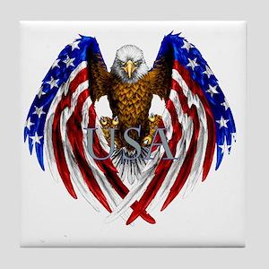 eagle2 Tile Coaster