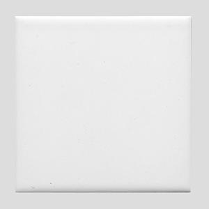 Supernatural Black Tile Coaster