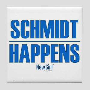 New Girl Schmidt Tile Coaster