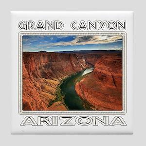 Grand Canyon, Arizona Tile Coaster