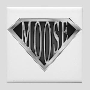 SuperMoose(metal) Tile Coaster