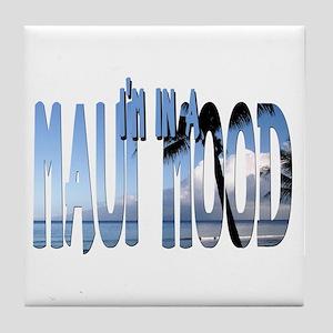 Maui Mood Tile Coaster
