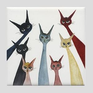 Aroostook Stray Cats Coaster