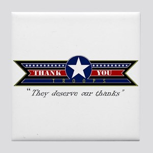 Gifts for Him Tile Coaster
