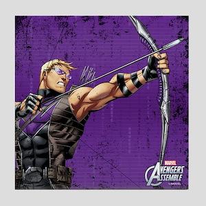 Hawkeye Ready Tile Coaster