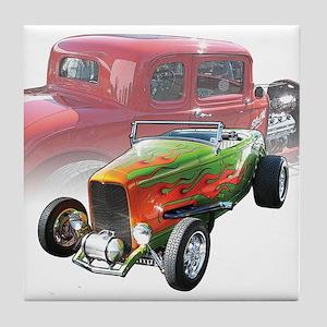 1932 Fords Tile Coaster